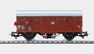 Marklin 4411 START UP DB Box Car with Lights (Era IV) (HO scale)