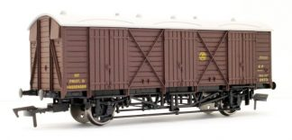 Dapol 4F-014-015  Fruit D Van GWR Shirtbutton 2873 (OO gauge)