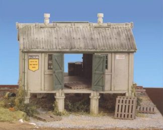 Ratio 513 Provender (Goods) Store (OO gauge kit)