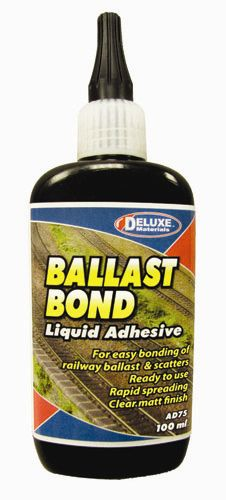 Deluxe Materials AD75 Ballast Bond Glue