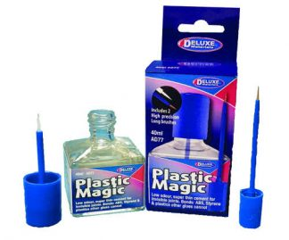Deluxe Materials AD77 Plastic Magic (40ml) (**Collection only**)