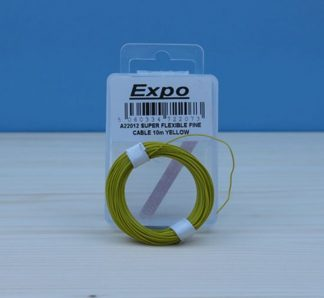 Expo A22012 Super Flexible Fine Cable (Yellow - 10M)
