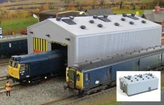 Gaugemaster GM406 Fordhampton Locomotive Depot (OO scale plastic kit)