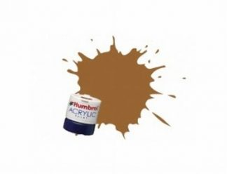 Humbrol 12 Copper Metallic - Acrylic Paint 14ml