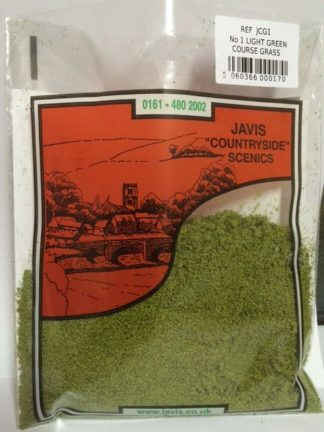 Javis JCG1 Premier Range Coarse Grass - Light Green