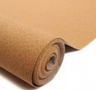 "Javis JCS116S Cork Sheet 1/16"" (1.5mm) thick 36"" x 12"""