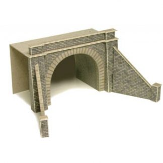 Metcalfe PN142 Tunnel Entrances Double Track (N scale)