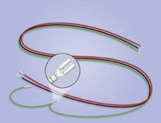 Peco PL-34  Wiring Loom for Turnout Motors (PL-10 series)