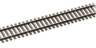 Peco SL-100F Code 75 Wood Sleeper Type Flexible Track (1 Yard - OO gauge) **Collection only **