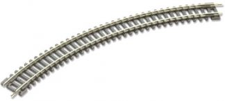 Peco ST-12 Setrack No.1 Radius Double Curve (Box of 16) (N gauge)