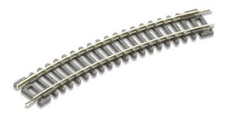 Peco ST-14 Setrack No.2 Radius Standard Curve (Box of 16 - N gauge)