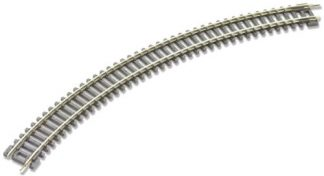 Peco ST-15 Setrack No.2 Radius Double Curve - Box of 16 (N gauge)