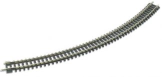 Peco ST-17 Setrack No.3 Radius Double Curve - Box of 16 (N gauge)