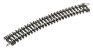 Peco ST-18 Setrack No.4 Radius Standard Curve - Box of 16 (N gauge)