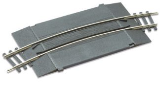 Peco ST-269 Setrack Curved Level Crossing Extension Piece Radius 2 (OO gauge)