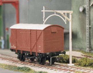 Ratio 412 SR/BR Loading Gauge (OO scale plastic kit)