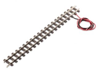 Peco ST-413 Wired Double Straight (OO9/HOe gauge)