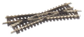 Peco ST-50 Setrack Right Hand Crossing Insulfrog (N gauge)