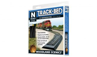 Woodland Scenics ST1475 N Track-Bed™ Roll (24'/7.31m)