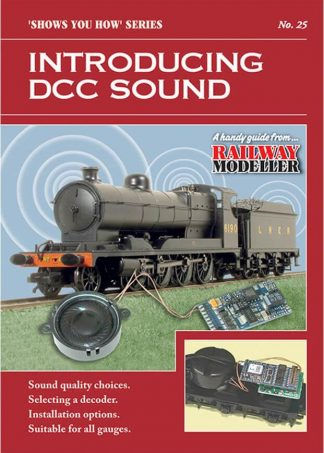 Peco SYH-25 Introducing DCC Sound