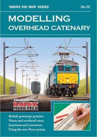 Peco SYH-26 Modelling Overhead Catenary