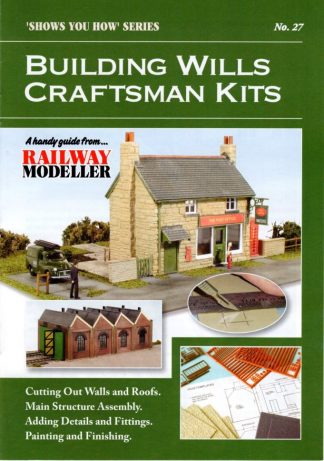 Peco SYH-27 Building Wills Craftsman Kits