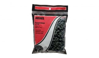 Woodland Scenics FC148 Bushes - Forest Green