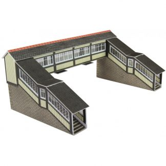 Metcalfe PN136 Footbridge (N scale card kit)