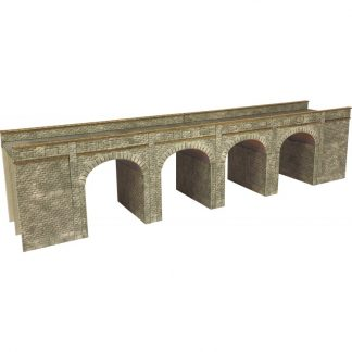 Metcalfe PN141 Stone Viaduct (N scale card kit)
