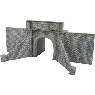 Metcalfe PN143 Tunnel Entrances Single Track (N scale)