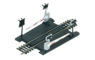 Hornby R645 Single Track Level Crossing (OO gauge)